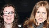 Amy Adams visits First Date - Keeley MacKenzie - Amy Adams - Darren Le Gallo