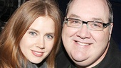 Amy Adams looks picture perfect with First Date standout Blake Hammond.