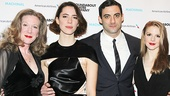 Machinal - Opening - Henny Russell - Rebecca Hall - Morgan Spector - Ashley Bell
