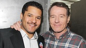 All The Way - Meet and Greet - Brandon J. Dirden - Bryan Cranston