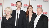 Outside Mullingar's Dearbhla Molloy, Brian F. O'Byrne, Debra Messing & Peter Maloney
