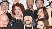 The company of Taboo reunites with the man who wrote the music, Boy George.