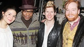 Natasha, Pierre and the Great Comet of 1812 - Billy Porter & Carly Rae Jepsen - OP - Phillipa Soo - Billy Porter - Lucas Steele - David Abeles