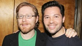 If/Then stars Anthony Rapp and Jason Tam.