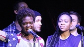 If/Then - concert - OP - LaChanze - Tamika Lawrence
