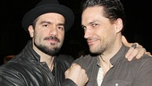 See Ramin Karimloo and Will Swenson go head-to-head in Les Miz!