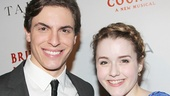Derek Klena and Caitlin Kinnunen play squabbling siblings in The Bridges of Madison County.