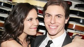 Wicked and Dogfight pals Lindsay Mendez and Derek Klena reunite!