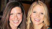 Bridges producer Stacey Mindich takes a picture perfect photo with leading lady Kelli O'Hara.