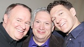 Casa Valentina stars Tom McGowan & Gabriel Ebert get close to playwright Harvey Fierstein.
