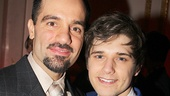 Ramin Karimloo & Andy Mientus.