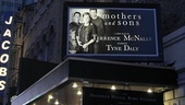 Mothers and Sons - OP - Opening Night - March 25 2014 - marquee