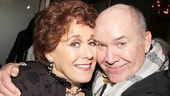 Guys and Dolls' Judy Kaye & director Jack O'Brien.