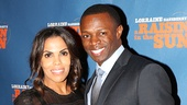 A Raisin in the Sun - Opening - OP - 4/14 - Sean Patrick Thomas - Aonika Laurent Thomas