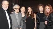 Bullets Over Broadway - Opening - OP - 4/14 - Julian Schlossberg - Woody Allen - Soon-Yi - Kalliope Diakos - Elaine May - Marlo Thomas
