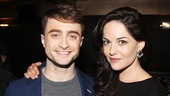The Cripple of Inishmaan stars Daniel Radcliffe and Sarah Greene.