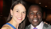 Violet - Opening - OP - 4/14 - Sutton Foster - Joshua Henry