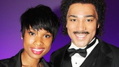 Jennifer Hudson meets Motown star Charl Brown (Smokey Robinson).
