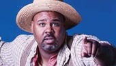 James Monroe Iglehart played Jim in Big River before he snagged a Tony nod for Aladdin.