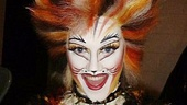 Which Tony nominee makes such a gorgeous Jellicle cat? It's Hedwig star Lena Hall!