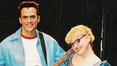 Anika Larsen sang the hits of Elvis with Cheyenne Jackson in All Shook Up on Broadway before garnering a Tony nomination for Beautiful.