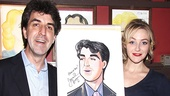 Sardi's - Jason Robert Brown - OP - 5/14 - Jason Robert Brown - Betsy Wolfe