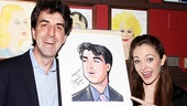 Sardi's - Jason Robert Brown - OP - 5/14 - Jason Robert Brown - Laura Osnes