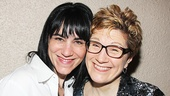 Drama Desk Awards - Op - 5/14 - Leigh Silverman - Lisa Kron