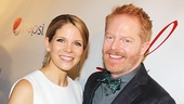 The Bridges of Madison County's Kelli O'Hara and Jesse Tyler Ferguson.