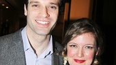 Beautiful's Jake Epstein and Disaster! star Jennifer Simard.