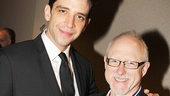 Drama Desk Awards - Op - 5/14 - Nick Cordero - Robert Schenkkan