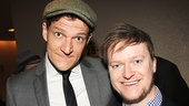 Drama Desk Awards - Op - 5/14 - Gabriel Ebert - Steven Boyer