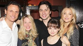 Tony Goldwyn - Marin Mazzie - Zach Braff - Joey King - Kate Hudson