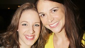 Beautiful's Jessie Mueller and Violet star Sutton Foster.