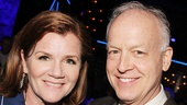Casa Valentina nominees Mare Winningham and Reed Birney.