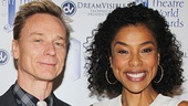 Haunted Child alums Ben Daniels and Sophie Okonedo.