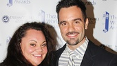Theatre World Awards - OP - 6/14 - Keala Settle - Ramin Karimloo