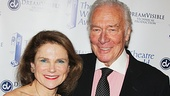 Pippin alum Tovah Feldshuh and Oscar winner Christopher Plummer.