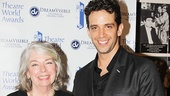 Theatre World Awards - OP - 6/14 - Jill O'Hara - Nick Cordero
