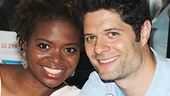 If/Then - Signing - OP - 6/14 - LaChanze - Tom Kitt