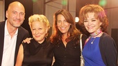 Bette Midler snaps a photo with Bert Berns' son Brett, his daughter Cassandra and Piece of My Heart star Linda Hart.