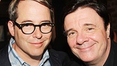 Matthew Broderick and Nathan Lane are back on Broadway after starring in The Producers and The Odd Couple together!