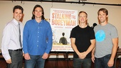 Stalking the Bogeyman - Meet and Greet - OP - 9/14 - Markus Potter - David Holthouse - Roderick Hill - Erik Heger