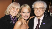 On the Twentieth Century - Opening - 3/15 - Kristin Chenoweth - Sheldon Harnick - wife - Margery