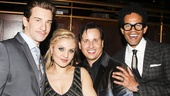 On the Twentieth Century - Opening - 3/15 - Andy Karl - Orfeh - Aaron logan - Aaron Walton