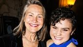 Finding Neverland  - Opening - 4/15 - Cherry Jones with Melanie Moore
