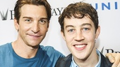 Stars in the Alley - 5/15 - Andy Karl - Alex Sharp