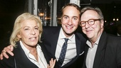 King Charles III - Opening - 11/15 - Suzanne Bertish, Oliver Chris and Edward Hibbert