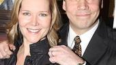 Danny Burstein Honored at Sardis  Danny Burstein  Rebecca Luker