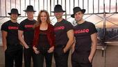 Melora Hardin Lights the Empire State – Melora Hardin - Michael Cusumano - Shawn Emamjomeh - Brian O'Brien - Adam Zotovich